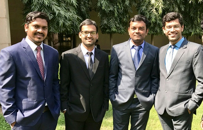 Abv iiitm students startup grenovators india pvt ltd raise funding, theinterview.in