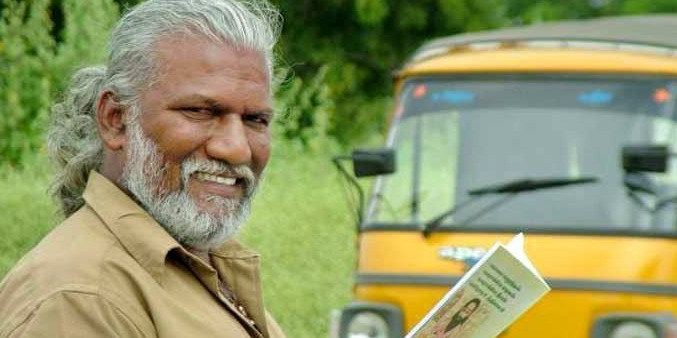 film on auto driver m. chandrakumar reach oscar, auto chandrkumar, theinterview.in