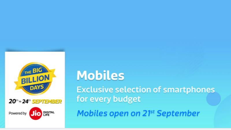 flipkart big billion sale starts from 20 september, theinterview.in